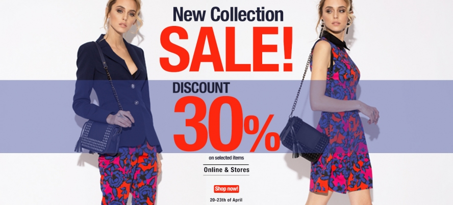 Sale 30% New Collection