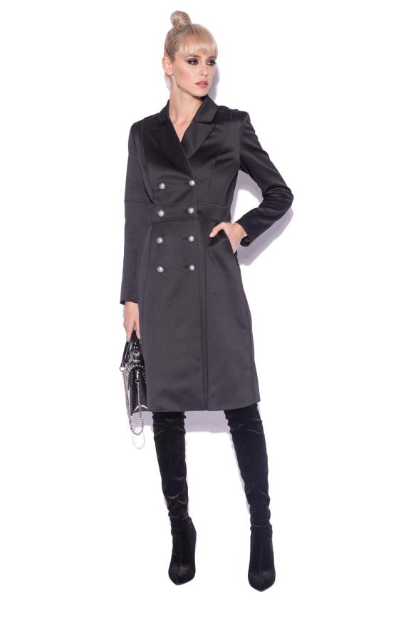 Palton cu revere