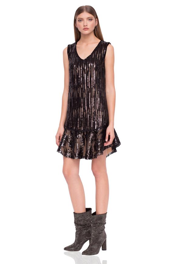 Mini sequined  dress