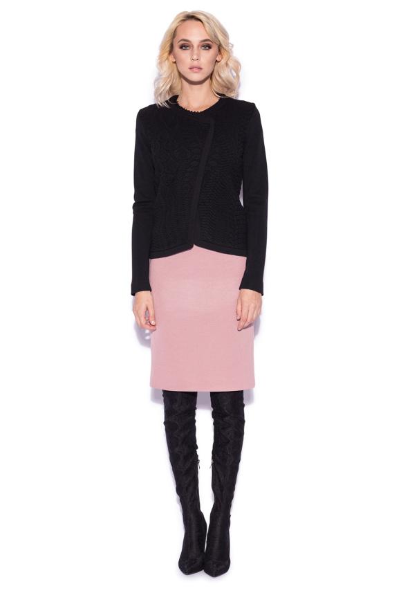 Stylish black blazer