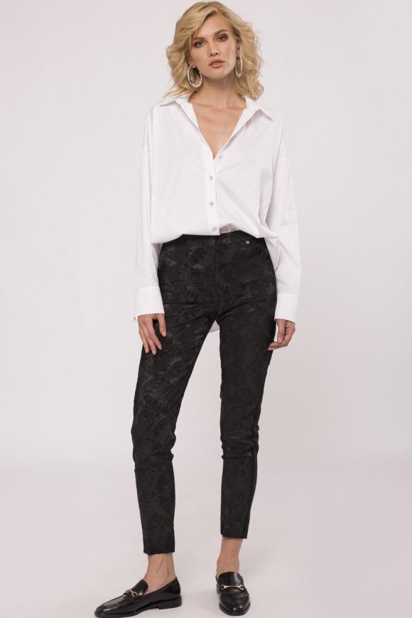 Pantaloni din brocart