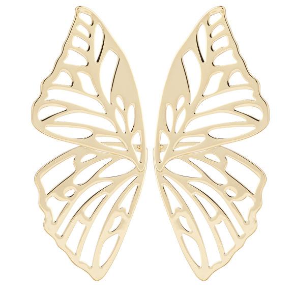Cercei aripi de fluture