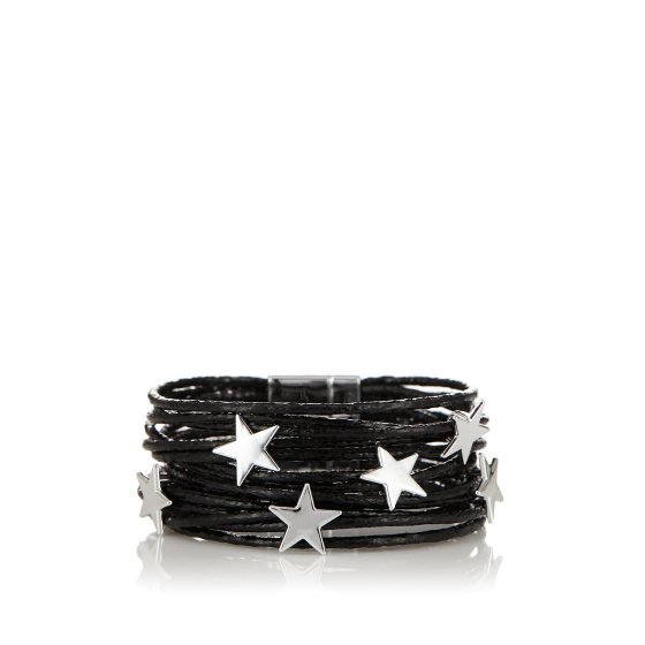 Bratara metalica cu stele