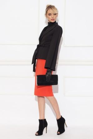 Office bodycon skirt
