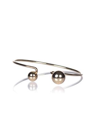 Golden elegant bracelet