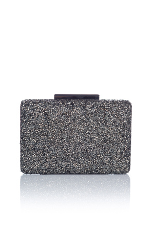 Glas crystal clutch