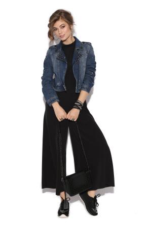 Elegant cullotes jumpsuit