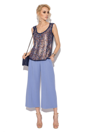 Sequin top for a special outfit