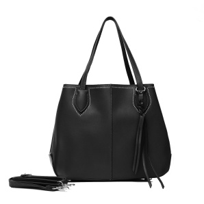 Casual black bag