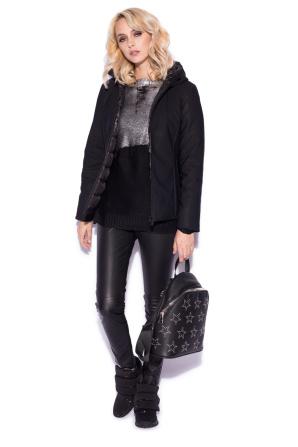 Black classic jacket