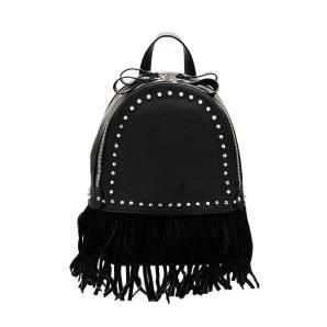 Fringed backpack