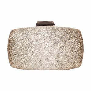 Clutch elegant din glitter