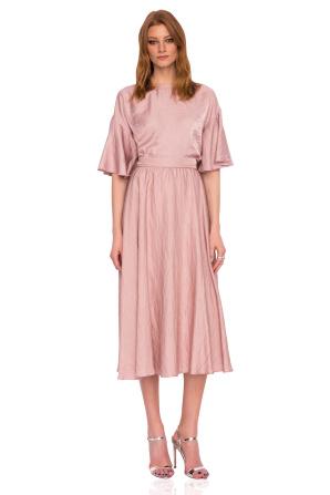 Clos skirt with waistband