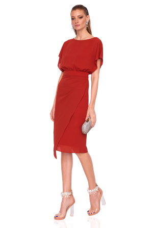 Midi elegant dress