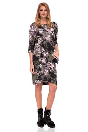 Rochie lejeră cu imprimeu floral