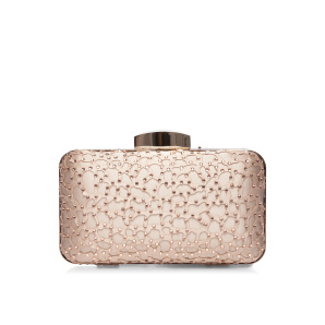 Elegant clutch with sparkling details