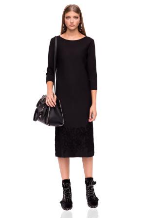 Midi loose dress