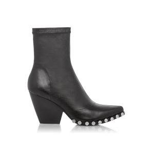 Cowboy ankle boots