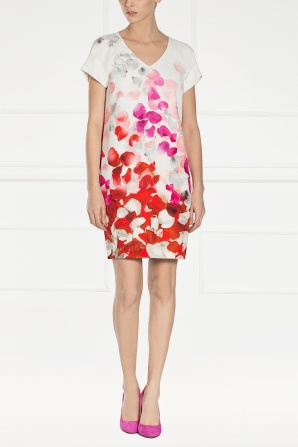 Day Dress with flower print