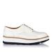 Pantofi Brogues din piele naturala