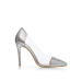 Crystal embellished stiletto