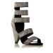 Sandale cu pietre aplicate