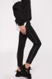 Pantaloni cu detaliu pe lateral