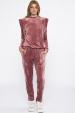Pantaloni din catifea cu buzunare